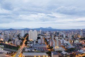 Ubytování Betim, Brazília
