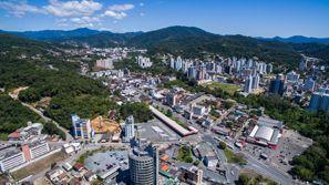 Ubytování Blumenau, Brazília