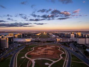 Ubytování Brasilia, Brazília