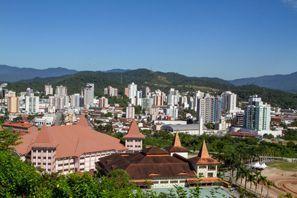 Ubytování Brusque, Brazília