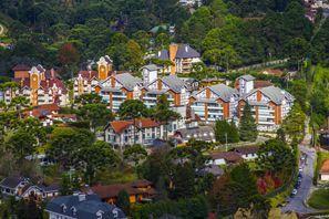 Ubytování Campos do Jordao, Brazília