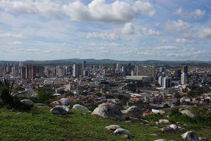 Ubytování Caruaru, Brazília
