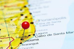 Ubytování Criciuma, Brazília
