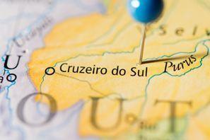 Ubytování Cruzeiro do Sul, Brazília