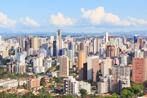 Ubytování Curitiba, Brazília