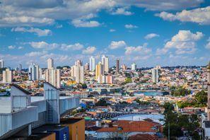 Ubytování Diadema, Brazília