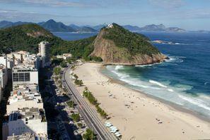 Ubytování Duque de Caxias, Brazília