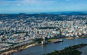 Ubytování Gravatai, Brazília
