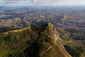 Ubytování Guanhaes, Brazília