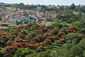 Ubytování Indaiatuba, Brazília