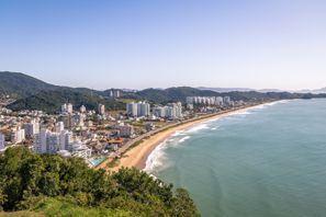 Ubytování Itajai, Brazília