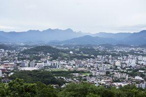 Ubytování Joinville, Brazília