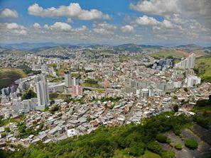 Ubytování Juiz de Fora, Brazília