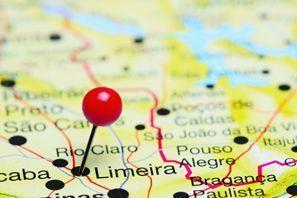 Ubytování Limeira, Brazília