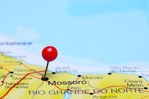 Ubytování Mossoro, Brazília
