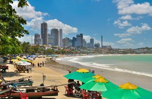 Ubytování Natal, Brazília