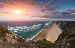 Ubytování Praia Grande, Brazília
