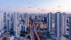 Ubytování Recife, Brazília