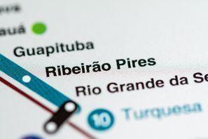 Ubytování Ribeirao Pires, Brazília