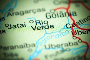 Ubytování Rio Verde, Brazília