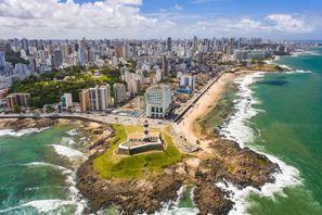 Ubytování Salvador, Brazília