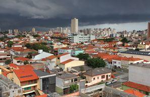 Ubytování Sao Caetano do Sul, Brazília