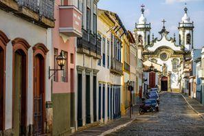 Ubytování Sao Joao del Rei, Brazília