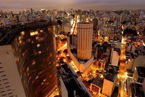 Ubytování Sao Paulo, Brazília