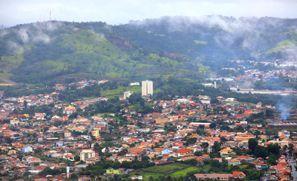 Ubytování Sao Roque, Brazília