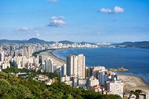 Ubytování Sao Vicente, Brazília