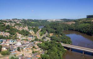 Ubytování Telemaco Borba, Brazília