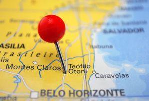 Ubytování Teofilo Otoni, Brazília