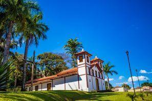 Ubytování Uberaba, Brazília