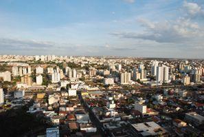 Ubytování Uberlandia, Brazília
