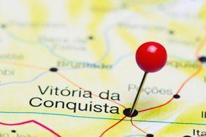 Ubytování Vitoria da Conquista, Brazília
