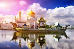 Ubytování Bandar Seri Begawan, Brunej