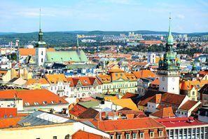 Ubytování Brno, Česká republika