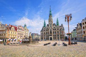Ubytování Liberec, Česká republika