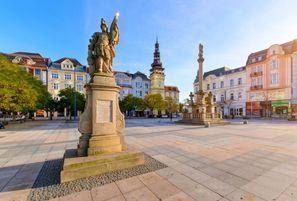 Ubytování Ostrava, Česká republika
