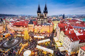 Ubytování Praha, Česká republika