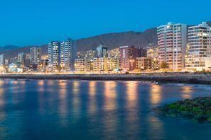 Ubytování Antofagasta, Čile