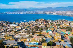 Ubytování La Serena, Čile