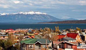 Ubytování Puerto Natales, Čile