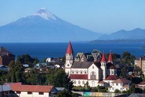 Ubytování Puerto Varas, Čile
