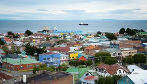 Ubytování Punta Arenas, Čile