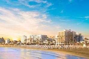 Ubytování Larnaca, Cyprus