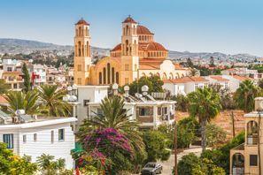 Ubytování Paphos, Cyprus