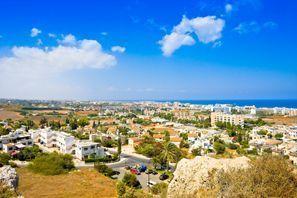 Ubytování Protaras, Cyprus