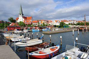 Ubytování Ronne, Dánsko