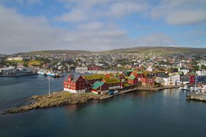 Ubytování Torshavn, Dánsko